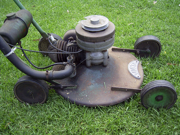 Antique Lawn Mowers Pictures To Pin On Pinterest Pinsdaddy